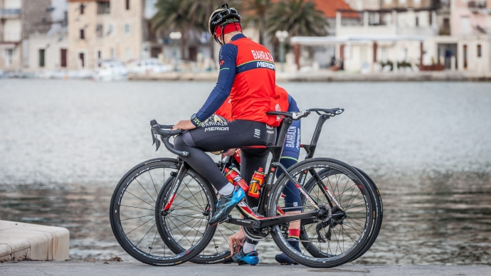 Bahrain Merida on the Sunny island - Case Study on Professional Cycling, Offseason Hvar and other Tidbits