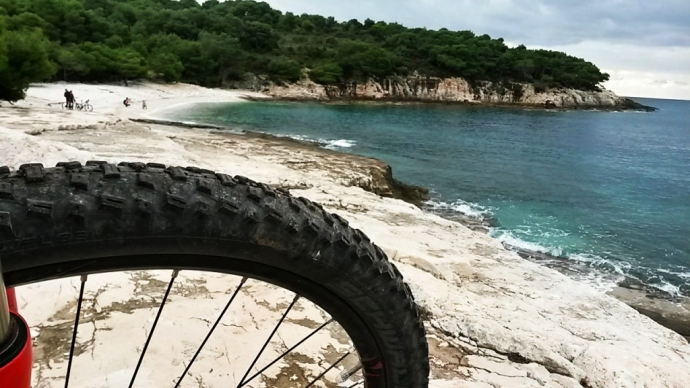 Croatian Bike Routes: Vis Island through Rukavac