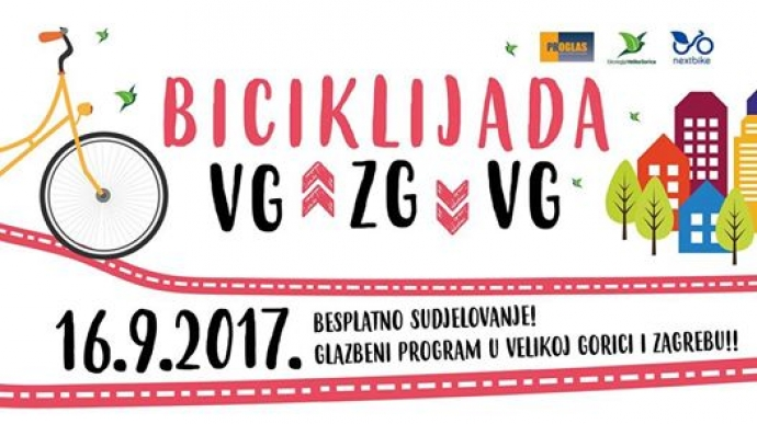 European Mobility Week: Bike from Velika Gorica to Zagreb, and Back