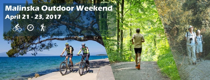 Malinska Outdoor Weekend this April