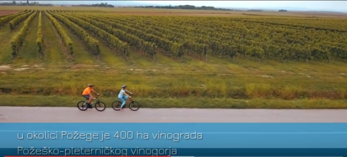 Pozega Bike and Wine: Wonderful New Cycling Video