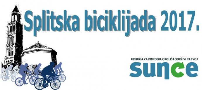 Popular Split Bicycle Tour Returns this Weekend with Association Sunce!